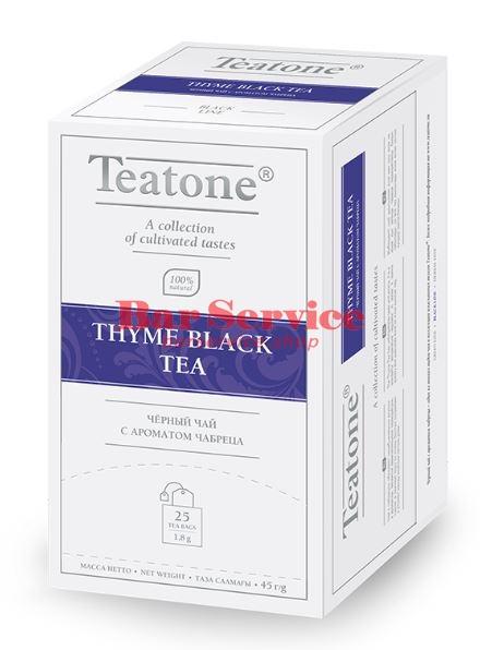 Teatone Чай черный аромат чабреца 300шт*1,8г в Москве