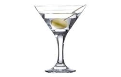 Кокт. рюмка «Бистро»; стекло; 200мл; D=10.6,H=13.6см; прозр.